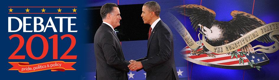 Debate 2012 - Hofstra Hosts the Second 2012 Presidential Debate