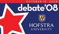 Hofstra University Debate '08
