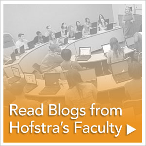 Read Blogs from Hofstra's Faculty