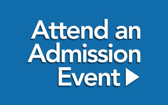Attend an Admission Event