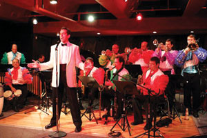 Cugat's Nougats!, November 5, 2 p.m., Adams Playhouse