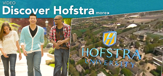 Discover Hofstra - Video - more