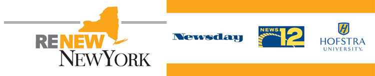 Renew New York - Newsday, News 12, Hofstra University