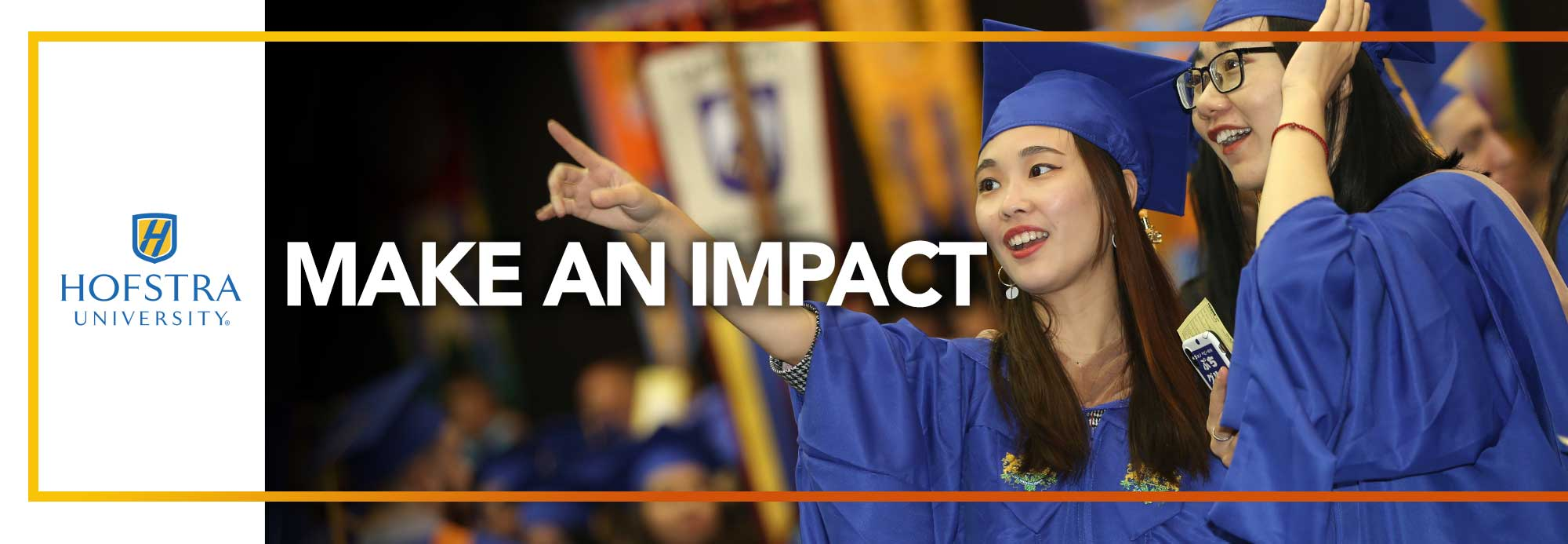 Hofstra University - Make an Impact