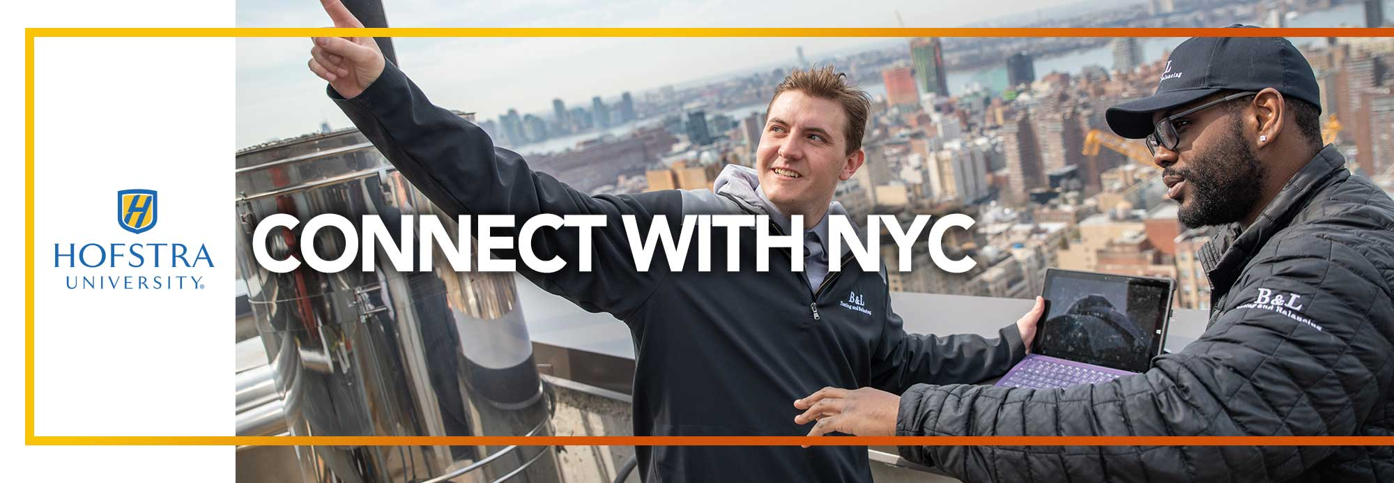 Hofstra University - Connect with NYC
