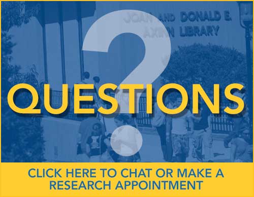 Questions? Chick Here to chat or make a research appointment