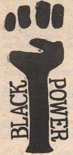 Black Power,The Hofstra Chronicle, 1971