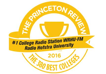 Princeton Review Radio Award