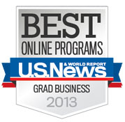 Best Online Programs - US News and World Reports - Grad Business