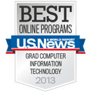 US News and World Report - Grad Information Technology