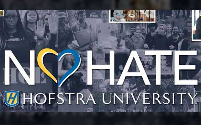 Hofstra No Hate Website