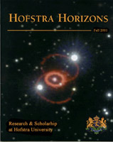Hofstra Horizons Fall Issue 2001