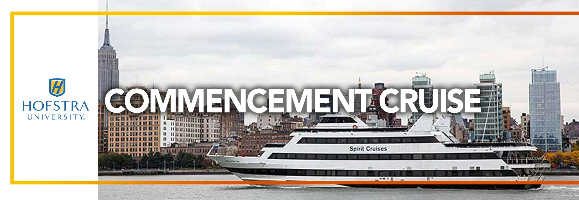 Commencement Cruise
