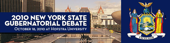 2010 New York State Gubernatorial Debate