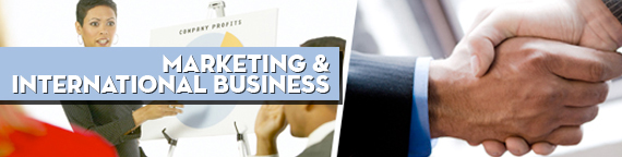 Marketing and International Business: Master of Science in Marketing