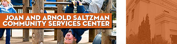 Joan and Arnold Saltzman Community Services Center