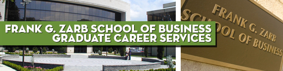 Frank G. Zarb Graduate Business Career Services