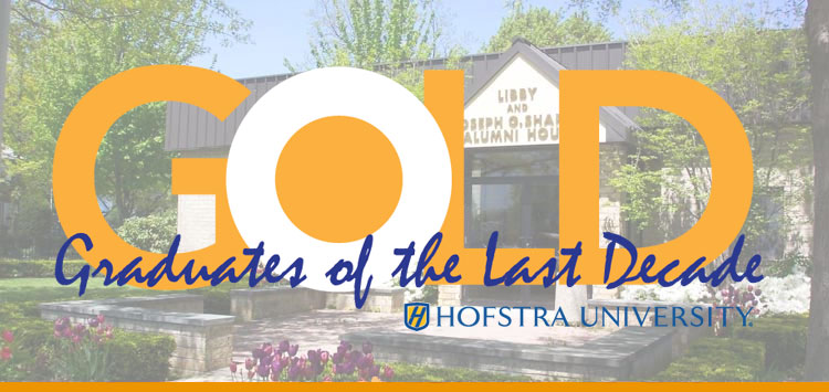 GOLD - Graduates of the Last Decade - Hofstra University