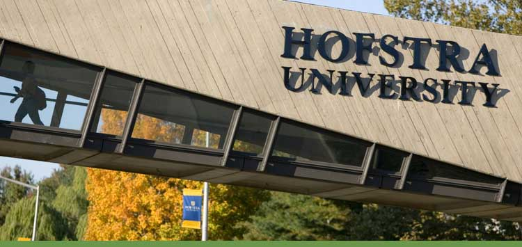 Support Hofstra - Student on Hoftra Unispan