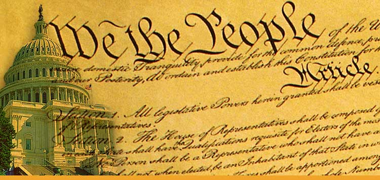 A look at the Constitution