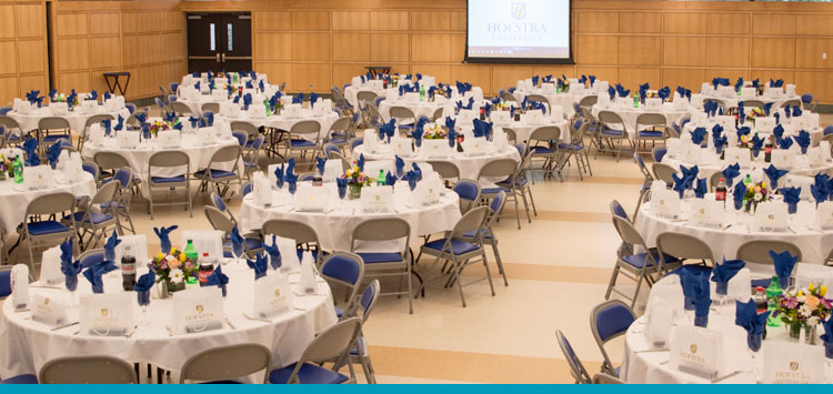 Conference Services at Hofstra