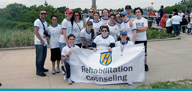 Rehab Counseling Masters Programs Hofstra New York