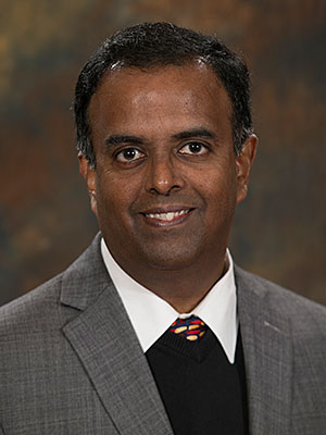 Photo of Krishnan Pillaipakkamnatt