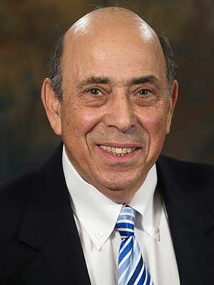 Photo of David E. Weissman