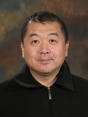 Photo of Chuck C. Liang