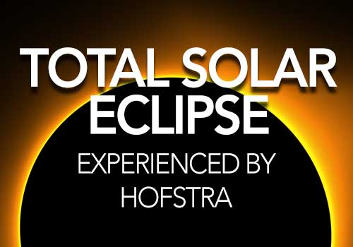 Total Solar Eclipse Experience by Hofstra