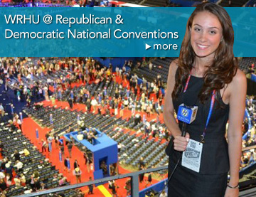 WRHU @ Republican & Democratic National Conventions