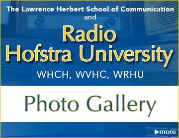 Radio Hofstra University: WHCH, WVHC, WRHU | 60th Anniversary Celebration | Saturday, March 30, 2019 • 7PM • Long Island Marriott, Uniondale, NY