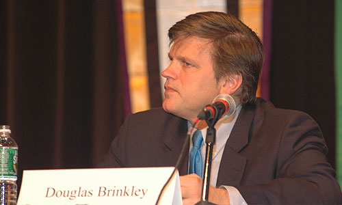 Douglas Brinkley, Director, Theodore Roosevelt Center for American Civilization; Professor of History at Tulane University; Joseph G. Astman Distinguished Conference Scholar