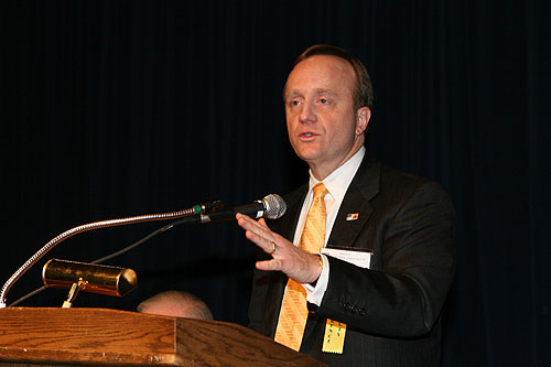 Paul Begala at the Presidential Elections panel