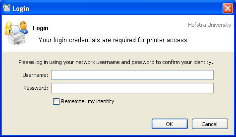 PridePrint Login