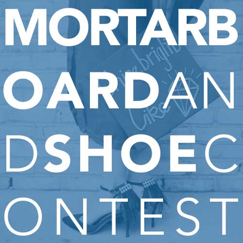 Mortarboard and Shoes Contest