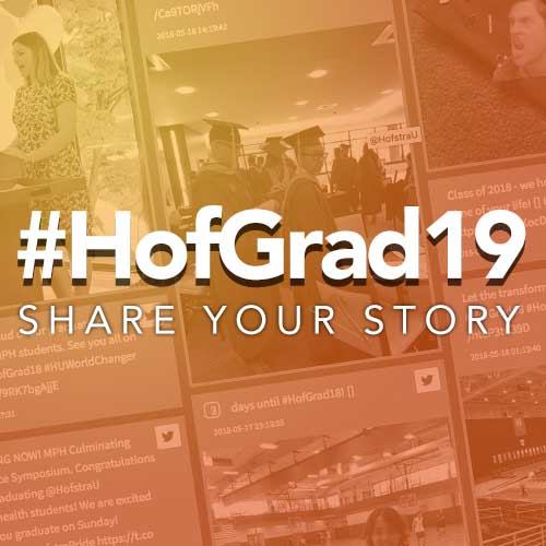 #HofGrad19 - Share Your Story