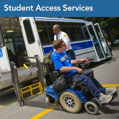 Student Access Services
