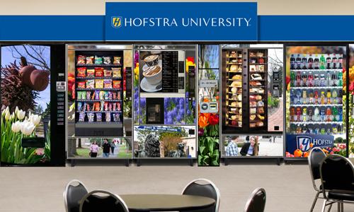 lifehofstra vending machines hofstra new york