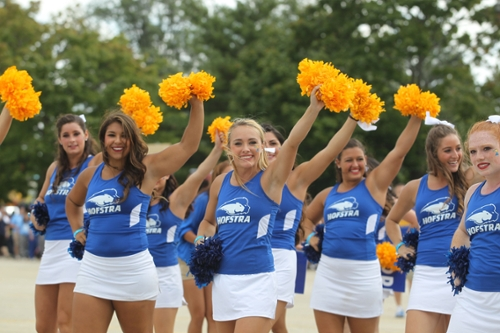 In Years Past Hofstra Has Taken 1st Place The Cheer Chant Competition Team Received Best Overall And Most Collegiate Award This