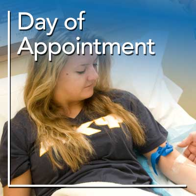Day of Appointment