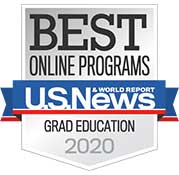 Best Online Programs - U.S. News and World Report: Grad Education 2020