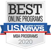 Best Online Programs - U.S. News and World Report: MBA Programs 2020