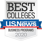 2018 US News Best Colleges, Business Programs 2020