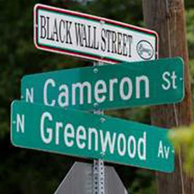 BLACK WALL STREET 2021 AFRICAN AMERICAN HISTORY CALENDAR