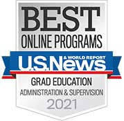Best Online Programs U.S. News MBA Programs Grad Education Administration & Supervision 2021